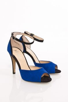would be cute shoes!! maybe in a royal purple or a scarlett color? :)
