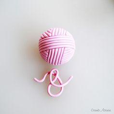 Ball of Yarn tutorial