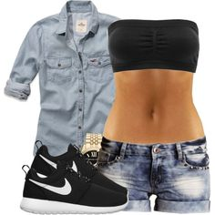 Untitled #1302, created by ayline-somindless4rayray on Polyvore
