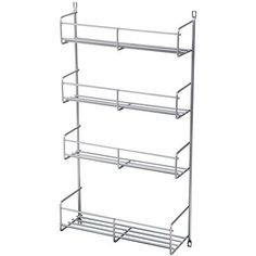 Spice Rack Bensalem Enchanting Rubbermaid Coated Wire Incabinet Spice Rack  Kitchens  Pinterest Design Decoration
