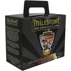 Milestone brewery crusader  real ale kit by TheHomeBrewShop