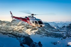 Helicopter Swissalps