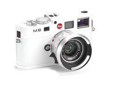 ライカ、ホワイト&シルバーが美しい「M8」限定モデルを発表 | マイナビニュース