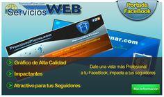 También en Servicios Web de FranxiscoFlores.com creamos portadas para Facebook, e igualmente como todo nuestros Gráficos son de Alta Calidad y diseñado con toda nuestra experiencia.