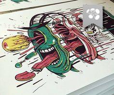 "Check out this @Behance project: ""Autopsy - Villainz by KRÜW"" https://www.behance.net/gallery/40485329/Autopsy-Villainz-by-KRUEW"