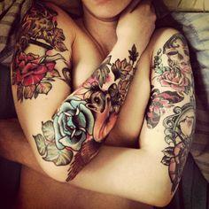 #sexy #tats #tattoos #ink #inked #girl #woman #tatts #tattoo