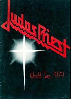 Judas Priest Tour Program https://www.facebook.com/FromTheWaybackMachine