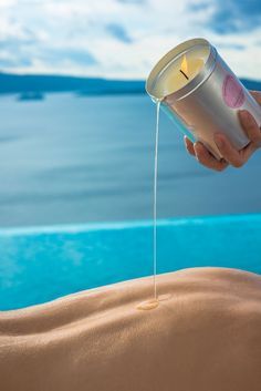 Indulge in a massage in the privacy of your own suite at Santorini Secret Suites and Spa