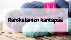 Kantapäämania jatkuu: ranskalainen kantapää – Neulovilla Crochet Socks, Cross Stitching, Bean Bag Chair, Weaving, Textiles, Knitting, Crafts, Manualidades, Tricot