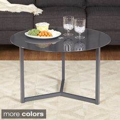 Shop For Simple Living Glass Cocktail Table. Get Free Shipping At  Overstock.com  . Sofa End TablesCoffee TablesFurniture OutletOnline ...