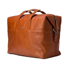 Octovo The Leather Weekender