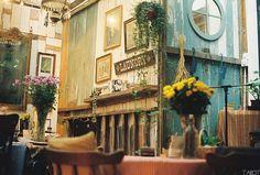 画像 : こんなお店でお茶したい!超おシャレな【海外カフェ】フォト集 - NAVER まとめ