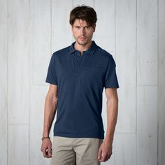 Toad&Co Men's Motile SS Polo ~ Toad&Co