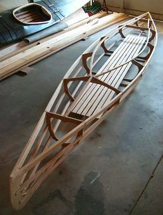 http://gentrycustomboats.com/ Skin on frame.