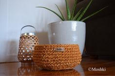 "155 Likes, 1 Comments - Moshki (@moshki_design) on Instagram: ""This gorgeous sisal basket is a unique and attractive way to display your treasures. It is a one…"""