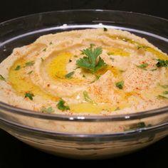 Hummus...
