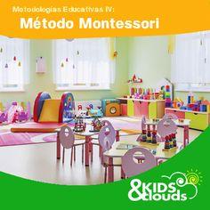 Hoy os traemos un nuevo capítulo en nuestro blog de Métodologías Educativas: El Método Montessori. ¡Échale un vistazo!