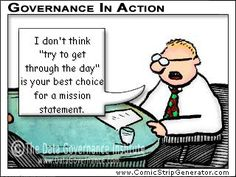 Data Cartoons from The Data Governance Institute - Data Humor