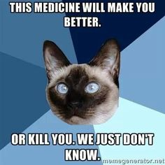 Life with Autoimmune Diseases & Chronic Illnesses..so not funny but ya just gotta laugh sometimes