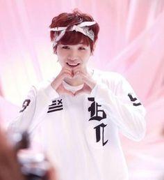 Min Yoongi Suga BTS 2014 Festa, FB YIR pic. 사랑, 슈가!