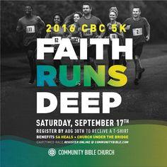 To register: https://communitybible.formstack.com/forms/2016_faith_runs_deep_5k