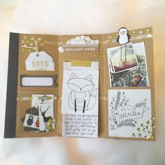 Cute Mail Folder made by www.instagram.com/janettelaneblog Find more Snail Mail ideas and penpals on www.snailmail-ide... or go to the webshop www.snailmailidea...