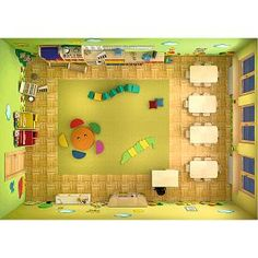 Layout Plan:- Inspirational room layouts, all available from www.ie 567768088 Room Layouts, Pre School, Inspirational, How To Plan