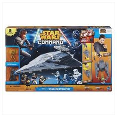 Star Wars Rebels Star Destroyer Comand Set | ToyZoo.com