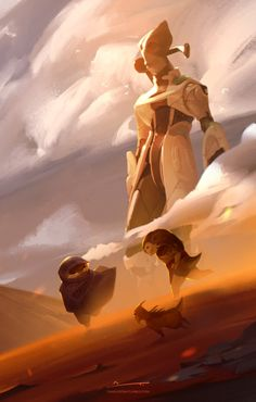 Charles' Art Blog-charlestan Legacy My piece for the BioWare Fanzine!