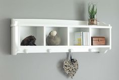 white small wall shelf white small wall shelf attractive wall mounted shelving for small or large space home 1440 x 1440 auf White Small Wall Shelf Ikea Wall Shelves, Wooden Bathroom Shelves, Small Wall Shelf, White Wall Shelves, Wall Shelving Units, Nursery Shelves, Wood Wall Shelf, Shelves In Bedroom, Wall Mounted Shelves