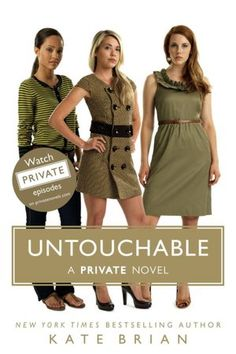 Untouchable (Private Series #3) Kate Brian, Book Nooks, Series 3, Bestselling Author, Dresses For Work, The Originals, December 26, Books, Kindle