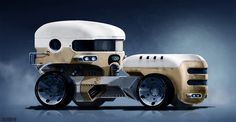 Concept cars and trucks