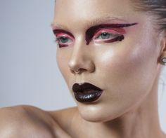 Bleached Brows- Linda Hallberg