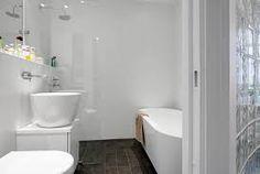 Nice bathroom floor