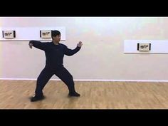 Yang Family Tai Chi Snake Creeps Down, Golden Rooster - YouTube