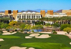 Desert Ridge JW Marriott in Phoenix. Would love to try this place on our next Arizona trip.