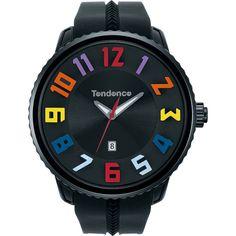 テンデンス腕時計 (tendence) ガリバーラウンド レインボー 日本限定 GULLIVER ROUND Rainbow Japan Limited Edition Ref.TY430610   テンデンス 公式オンラインストア