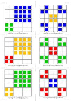 Math Patterns, Shape Patterns, Kindergarten Math, Preschool Activities, Numicon, Lego For Kids, Therapy Activities, Pattern Blocks, Kids Playing