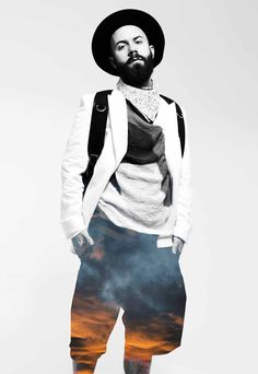 Yoann Lemoine (Woodkid) - I am full blown obsessed with this guy.