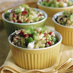 Chilled Vegetable Salad Recipe this is rated outstanding by Southern Living