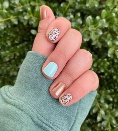 Chilladelphia Trend Spotted Penny Lane (sub Moscow or Never) Nails For Kids, Girls Nails, Fabulous Nails, Perfect Nails, Cute Nails, Pretty Nails, Classy Nails, Nail Polish Designs, Nail Art Designs