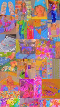 Iphone Wallpaper Themes, Iphone Wallpaper Tumblr Aesthetic, Cute Patterns Wallpaper, Aesthetic Pastel Wallpaper, Arte Indie, Indie Art, Hippie Wallpaper, Mood Wallpaper, Pretty Wallpapers