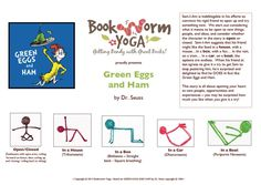 Yoga Fitness with Dr. Seuss books