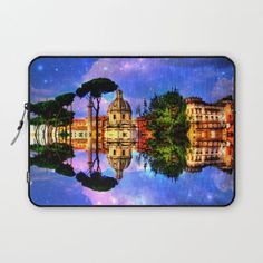 Buy  space Rome by haroulita as a high quality Laptop Sleeve. Worldwide shipping available at Society6.com. Just one of millions of products available.