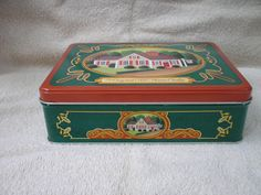 1987 Toll House Cookie tin... several listed, various prices!... have this one :-)