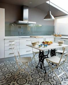 30 tolle Wohnideen für Küche Glasrückwand