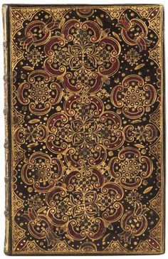 The Devotional binder. Author: Allestree, Richard, 1619-1681 Title: The gentleman's calling . Published: London: Printed by R. Norton for R. Pawlet, 1676. Location: Rare Books: Robert H. Taylor Collection (RHT) Call number: 17th-9 Spine height: 18 cm