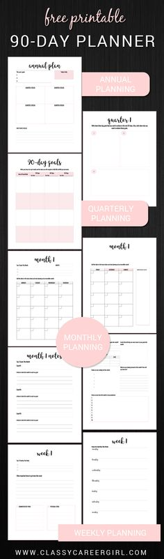 Perfect for New Year Planning! The Ultimate Guide to Planning The Best Year Ever