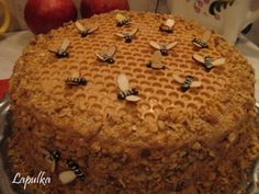 how to make bees for cake decor