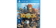 Videojuego Knack para PS4. EN STOCK. 39.99€. #ofertas #descuentos